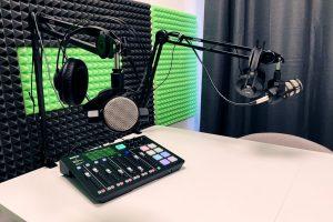 Studio nagrań Reda